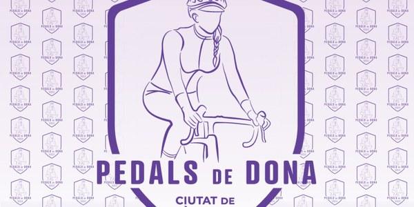 """1ª Marxa cicloturista """"Pedals de dona"""" el dia 13 de juny"""