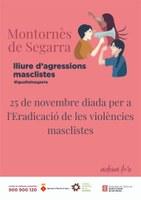 Dia 25 de novembre, dia internacional contra la violència vers les dones