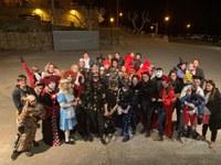 Festa de Carnaval a Mas de Bondia