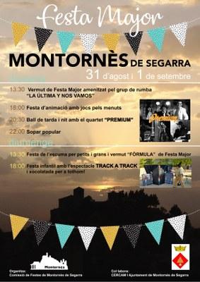 Festa Major de Montornès de Segarra