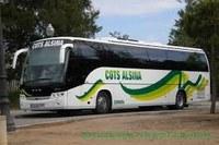L'empresa de transports Cots Alsina a la Segarra engega un Servei especial de transport per a gent gran i persones soles dependents.